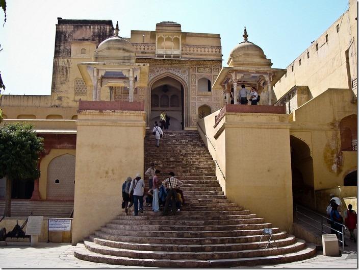Джайпур, форт Амбер