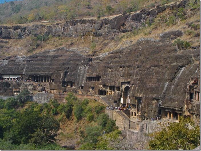 Печери Аджанти