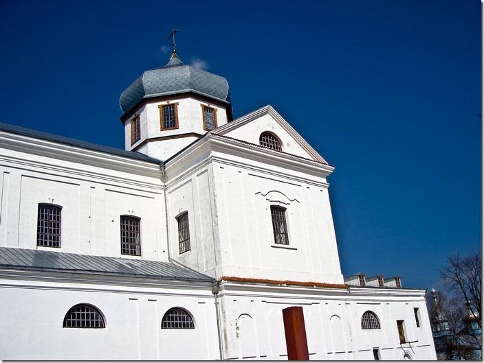 Старий Чарторийськ, Домініканський костел