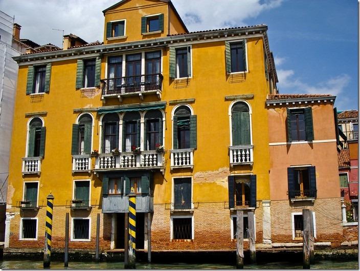 Венеція, палаццо