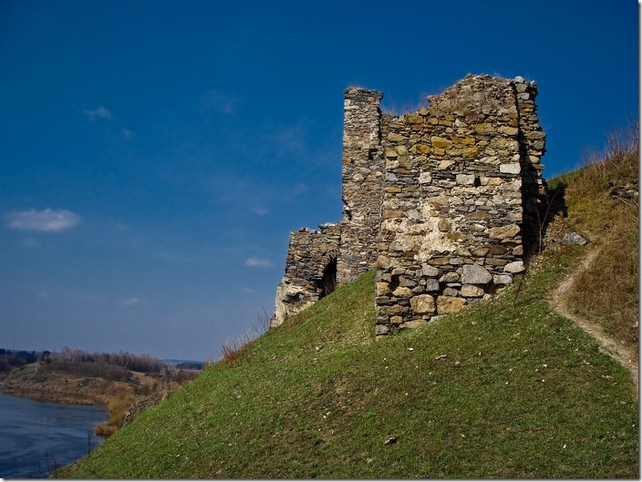 Губківський замок