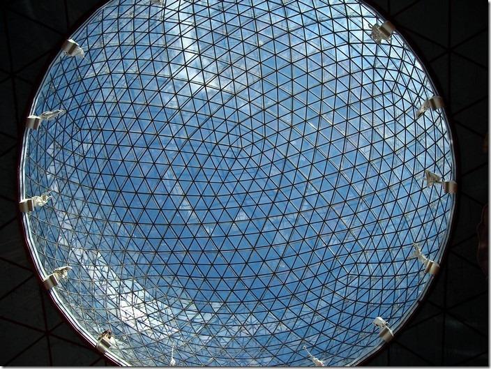 Музей Далі. Купол