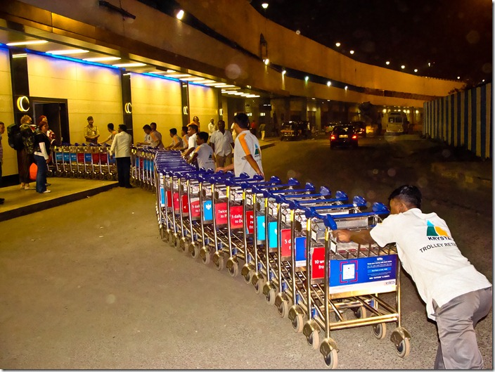 Аеропорт Мумбаї
