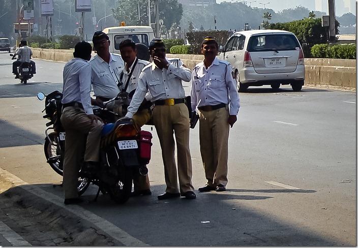 Мумбаї, даішники