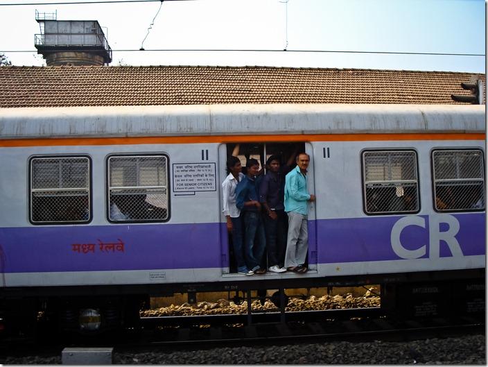 Індійські потяги