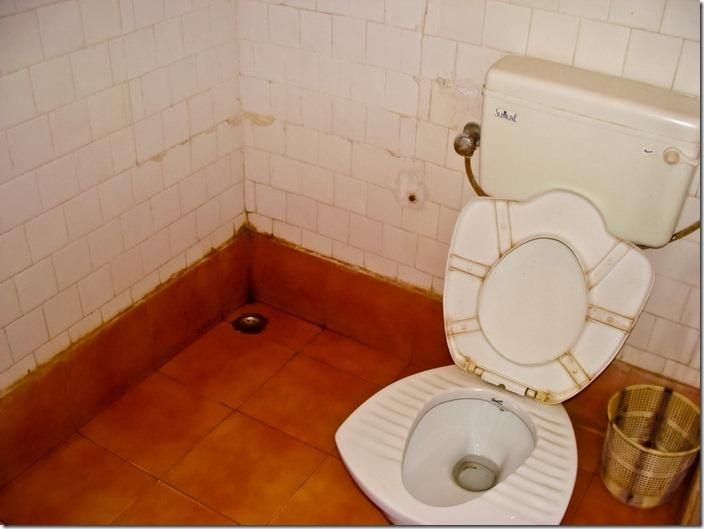 Індійські туалети