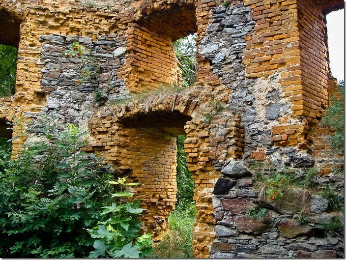 Корець, замок Острозьких