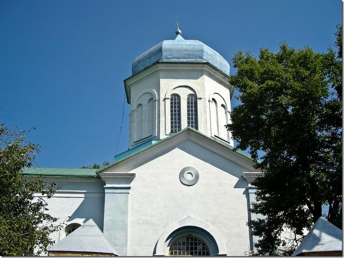 Межирів, церква святого Олександра Невського