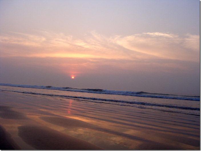 На березі Бенгальської затоки