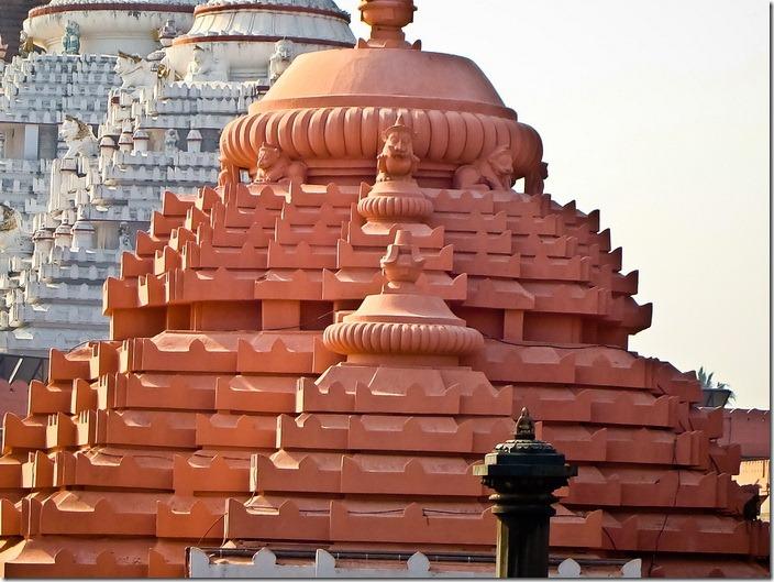 Пурі, храм Джаганнатх