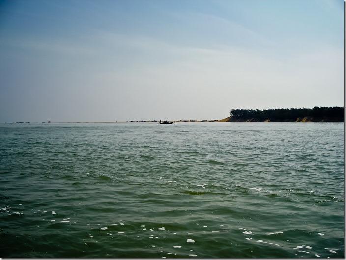 На озері Чиліка