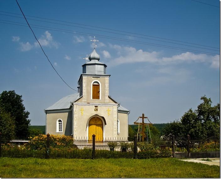 Голозубинці, церква св. Миколи