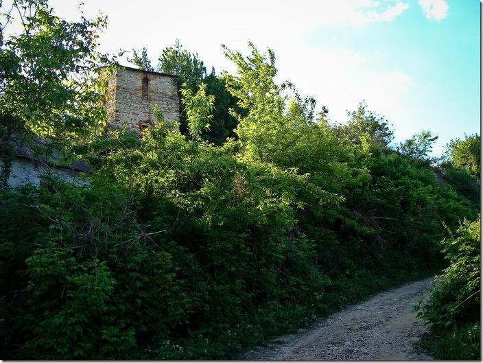 Шаргород, залишки замку