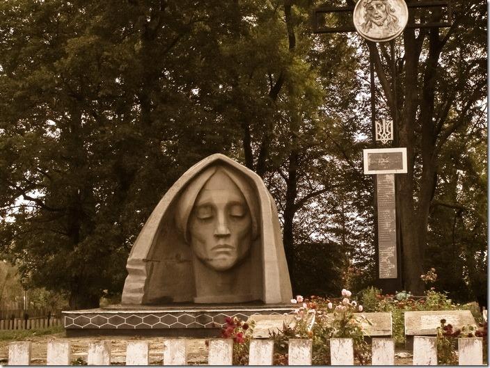 Щуровичі, меморіал воїнам УПА