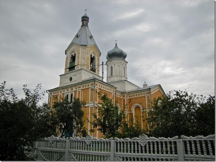 Медведівка, церква Успіння Пресвятої Богородиці