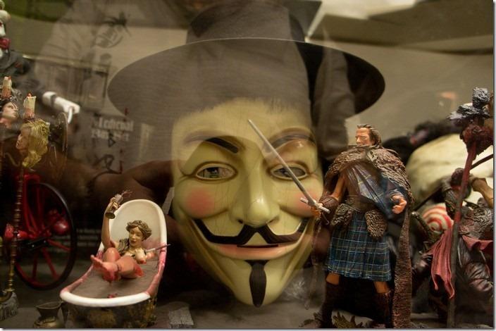Музей іграшок у Джорджтауні