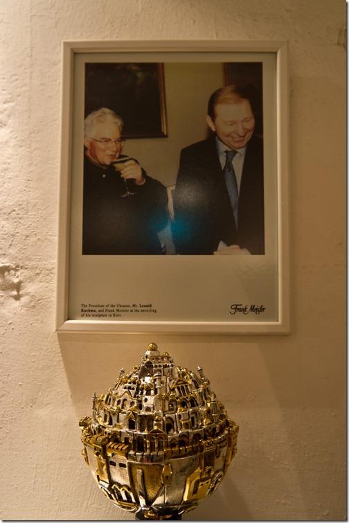 Яффа, у галереї Франка Мейслера