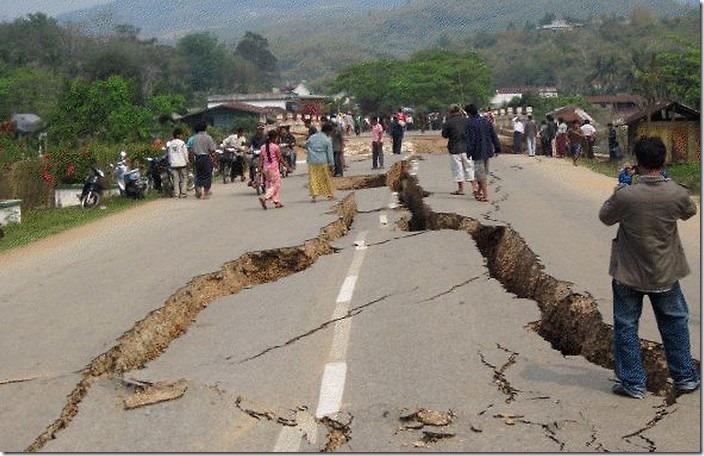 Землетрус у М'янмі