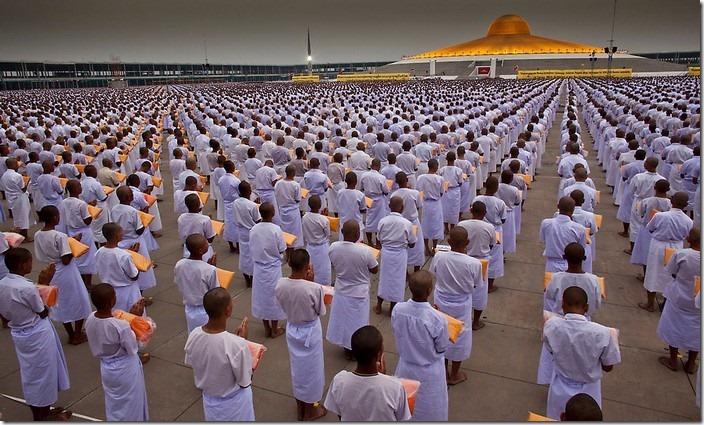 Буддистська церемонія