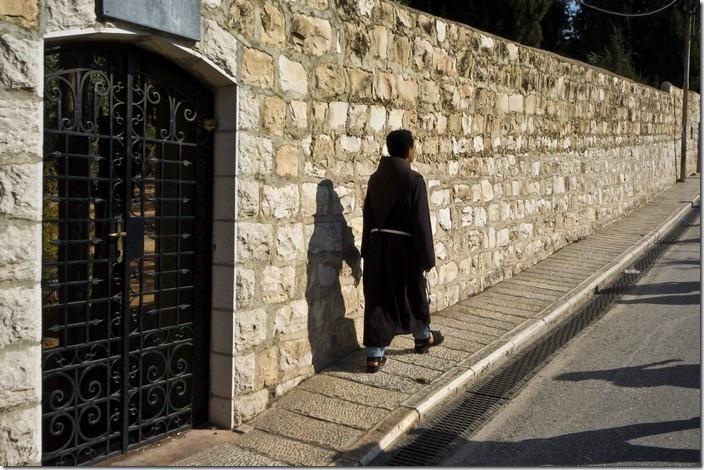 Гетсиманський сад. Церква Всіх Націй