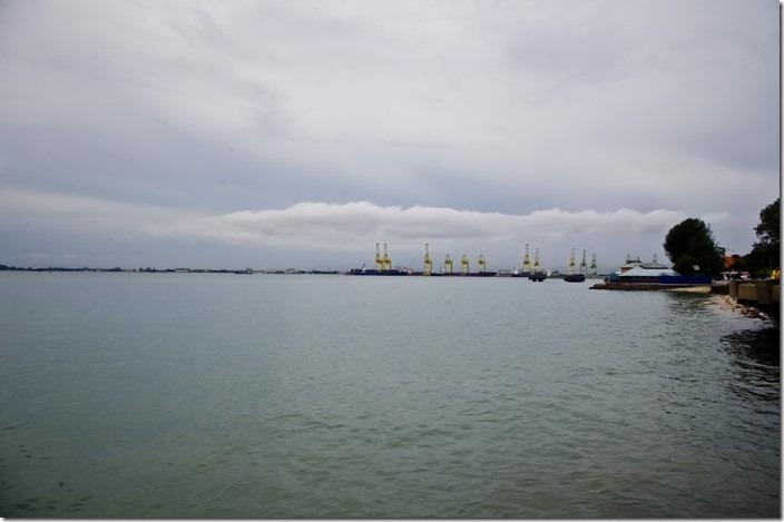 Пенанг, порт