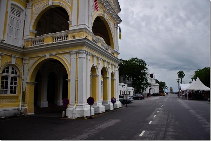 Пенанг, Джорджтаун