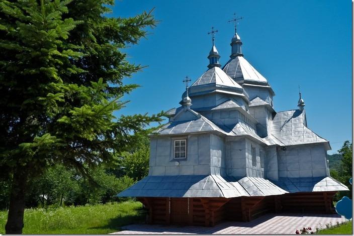 Гвіздець, церква Іллі