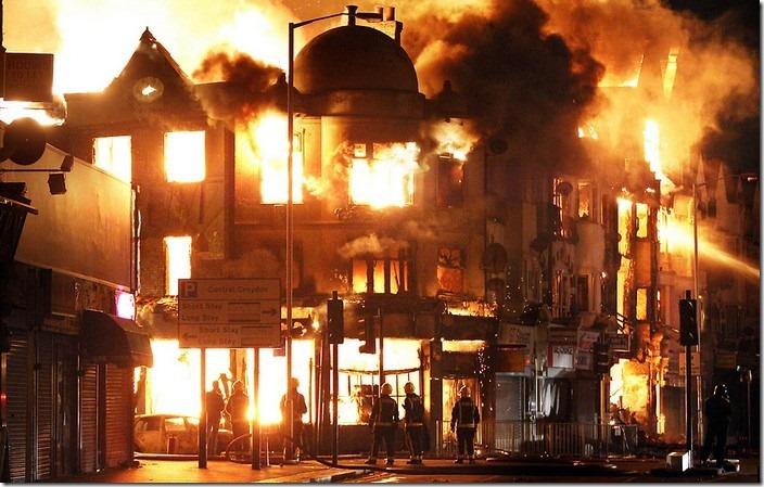Велика лондонська пожежа