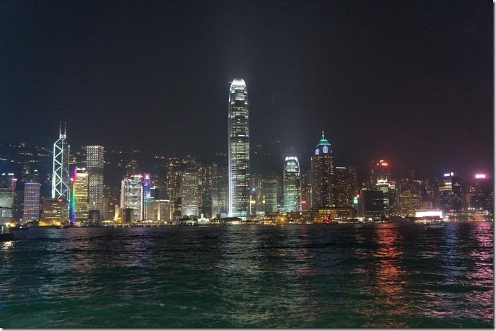 Вечірній Гонконг