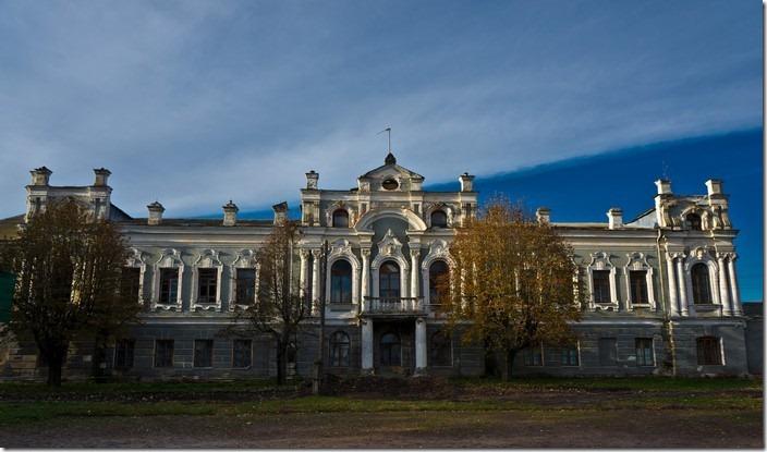 Стара Прилука, палац Меринга