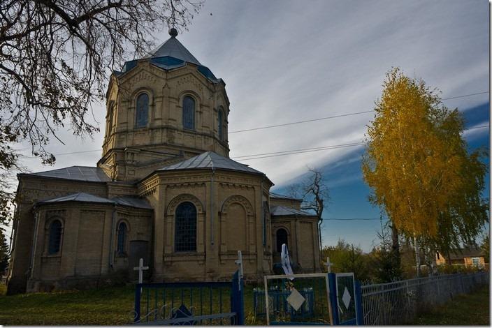 Стара Прилука, Преображенська церква