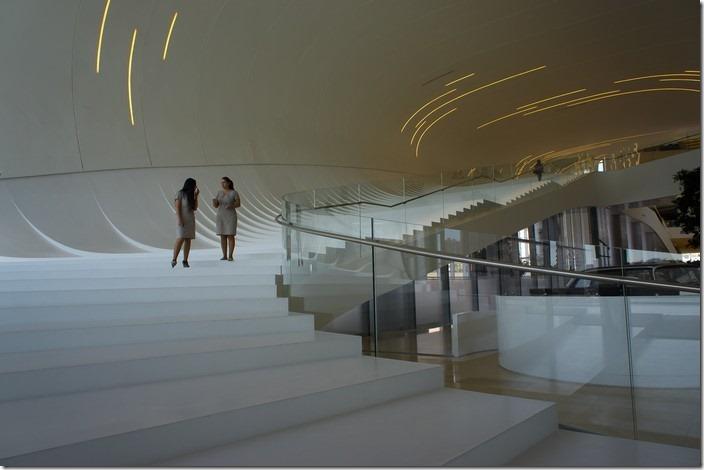 Культурний центр Алієва в Баку