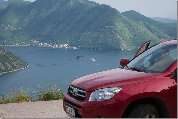 Чорногорія, Которська затока