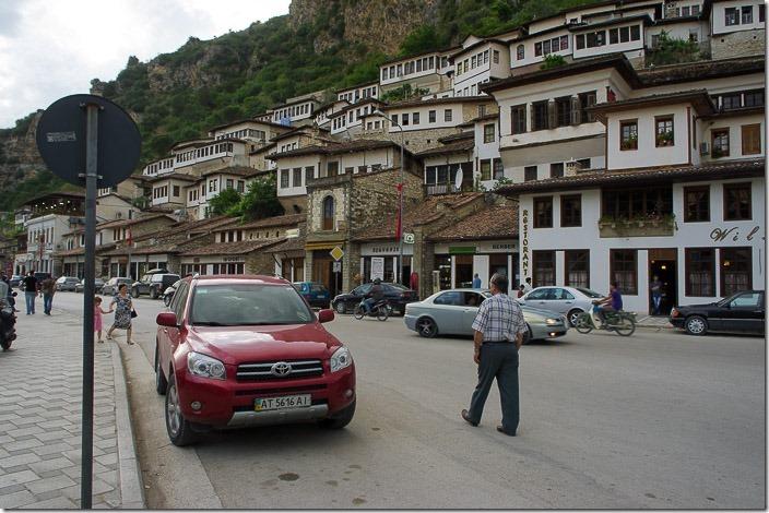 Албанія, Берат