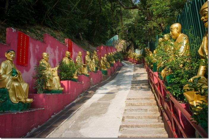 Монастир Десяти тисяч Будд, Ten Thousands Buddhas Monastery, 萬佛寺