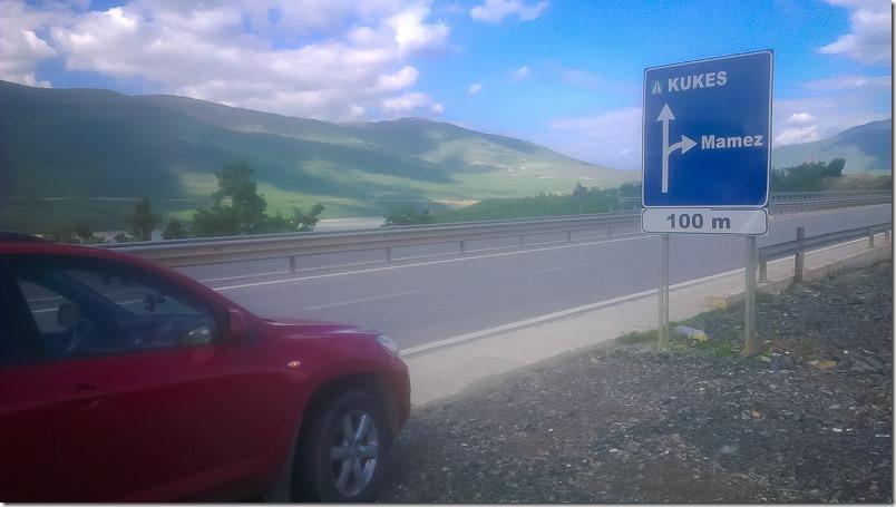 Шкодер, Албанія