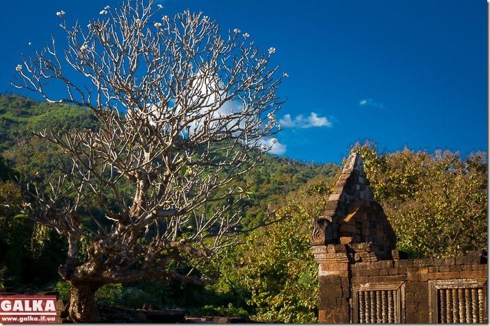 Ват-Пху. Паксе, Лаос