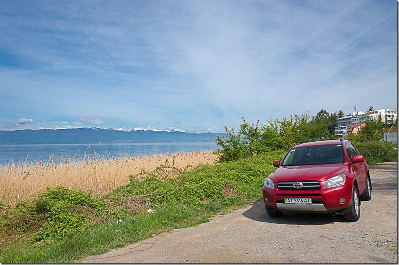 Озеро Охрид, Македонія