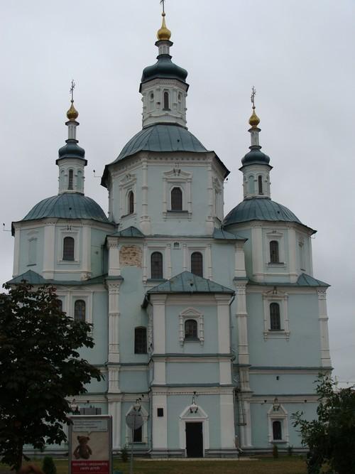 Воскресенська церква, Суми