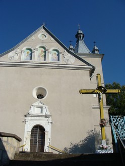Язловець, церква Миколая