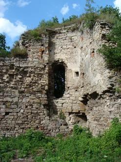 Язловець, замок