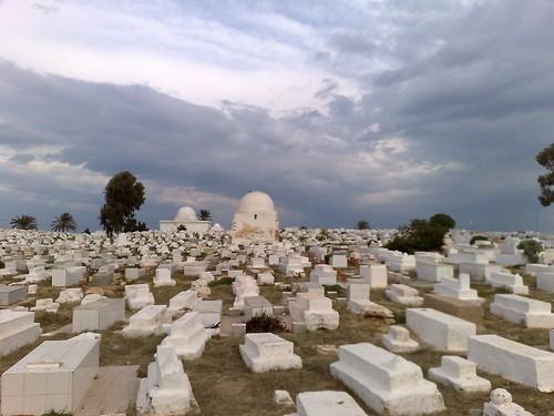 Монастір, цвинтар