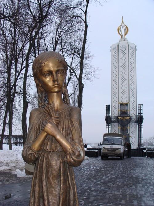 Меморіальний комплекс пам'яті жертв Голодоморів