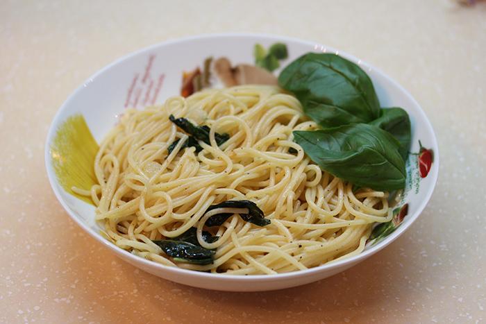 Вкусная паста к спагетти рецепт