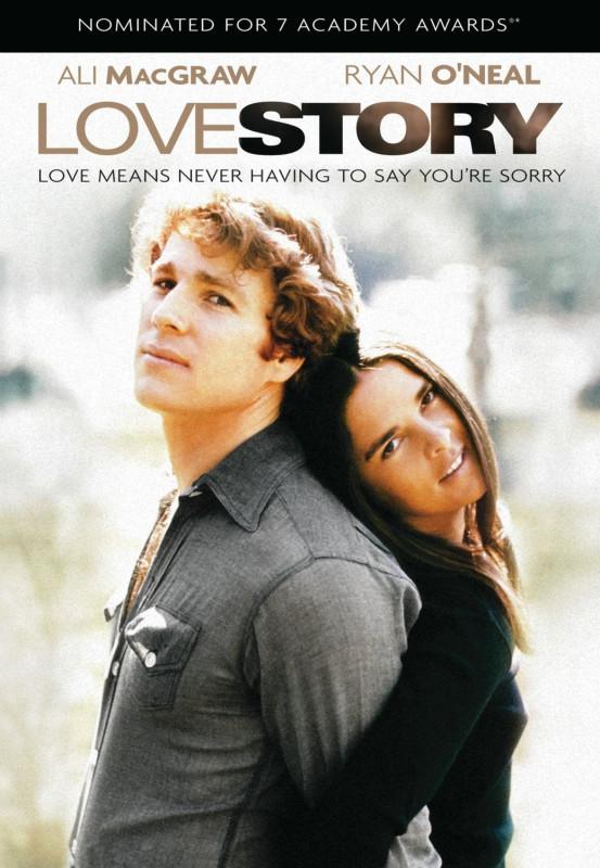 История любви - Love story (1970)