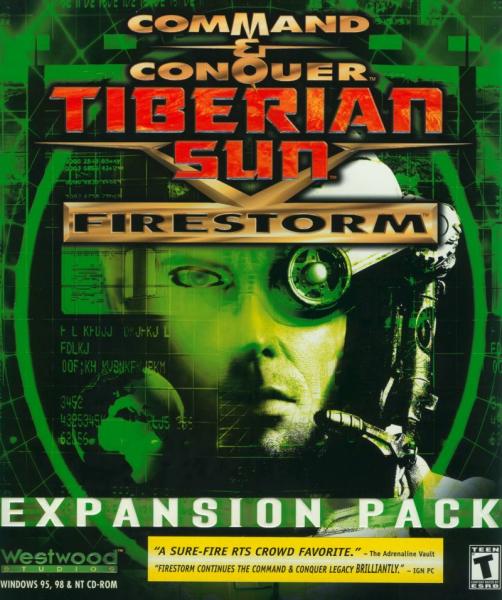 COMMAND & CONQUER: TIBERIAN SUN (1999)
