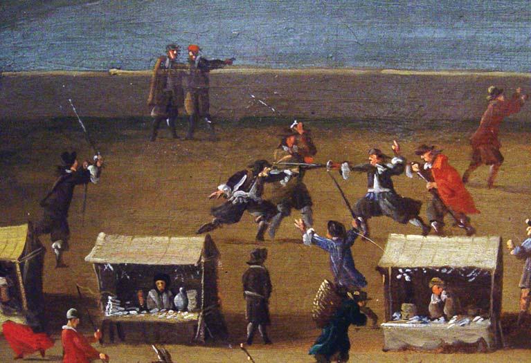 Французские мушкетеры 1622-1775. Часть 2