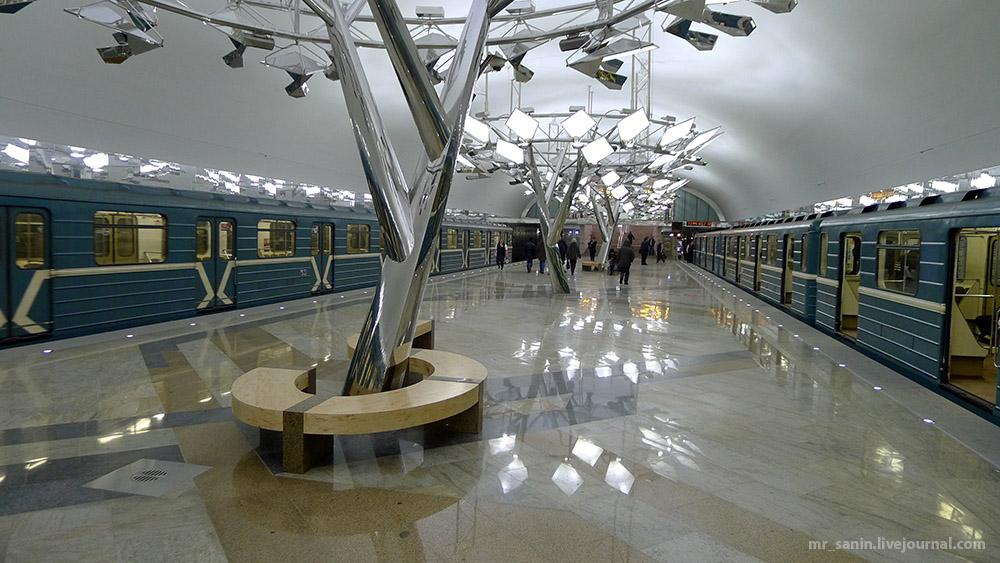 Станция метро юго-западная картинки