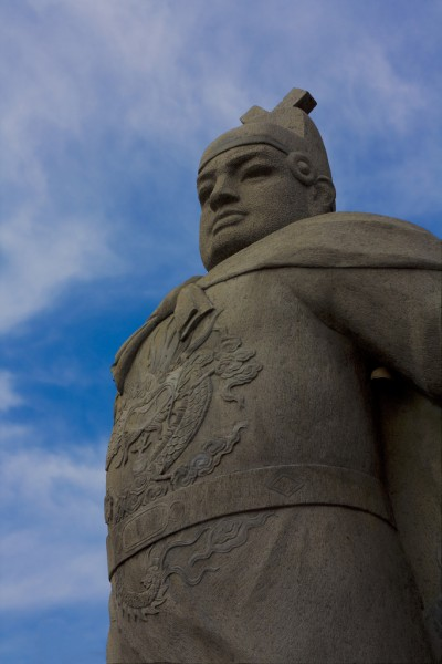 Zheng He, monument