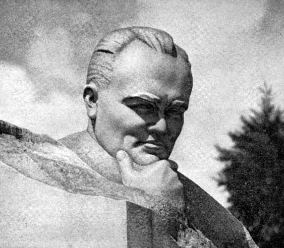 Sergey Korolev, monument